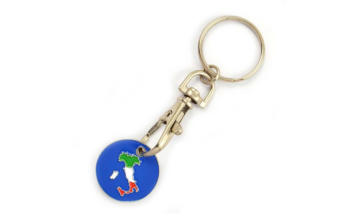 Porte-clés standard avec jeton