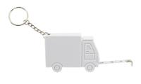 Porte-clés Publicitaire Plastique Mètre Ruban Camion