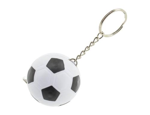 Porte-clés Publicitaire Plastique mètre Ruban Ballon de football