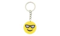 Porte Clés Publicitaire Smiley - Cool