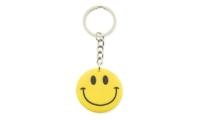 Porte Clés Publicitaire Smiley - Happy