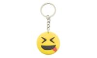 Porte Clés Publicitaire Smiley - LOL
