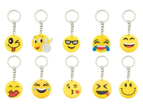 Porte-clés Publicitaire Smileys