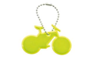 Porte clefs publicitaire VELO REFLECHISSANT Cyclisme